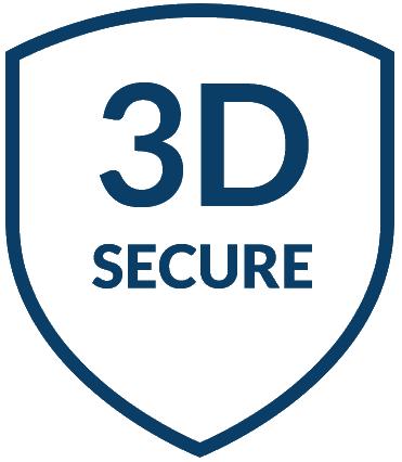 Paiement sécurisé avec 3D-Secure (Verified by VISA, MasterCard SecureCode™)